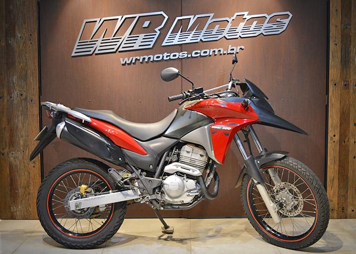XRE 300/ 300 ABS/ FLEX – Vinho – HONDA