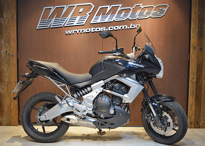 Versys 650cc – Preto – KAWASAKI