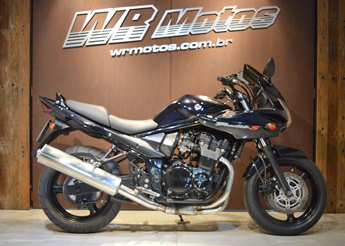 BANDIT 600S/ 650S – Azul – SUZUKI