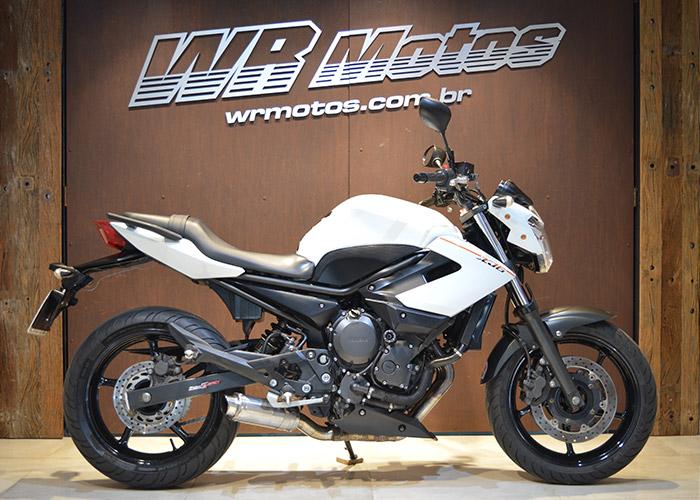 XJ6 N/ABS – Branco – YAMAHA