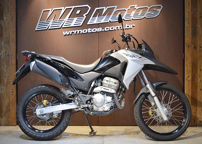 XRE 300/ 300 ABS/ FLEX – Cinza – HONDA