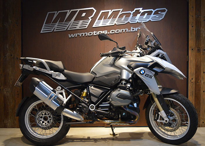 R 1200 GS – Branco – BMW