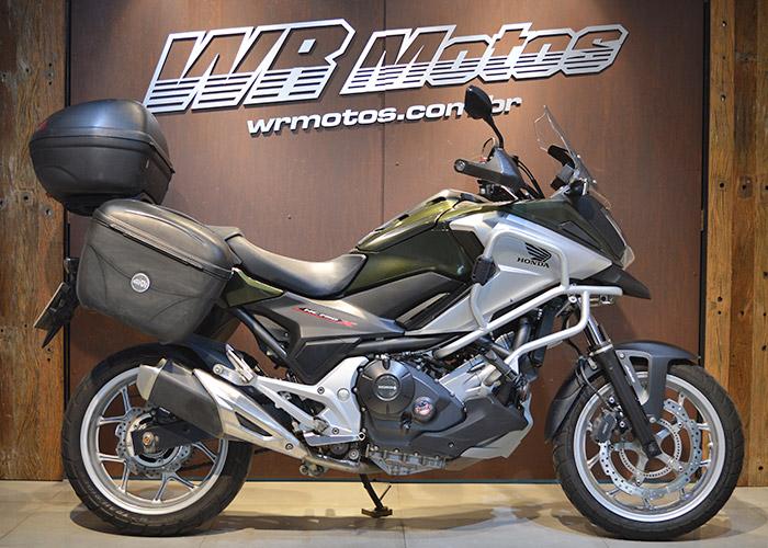 NC 750X/NC 750X ABS – Verde – HONDA
