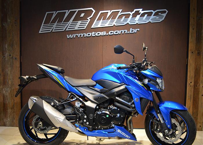 GSX-S750A – Azul – SUZUKI
