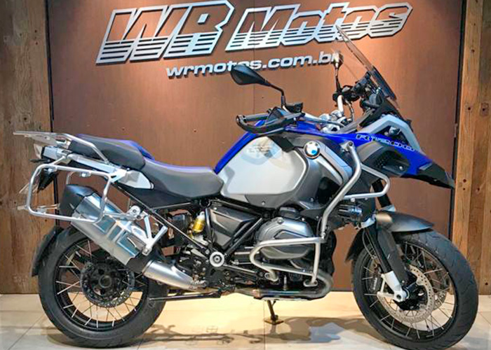 R 1200 GS Adventure - Azul - BMW