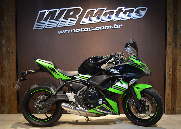 NINJA 650 ABS – Verde – KAWASAKI