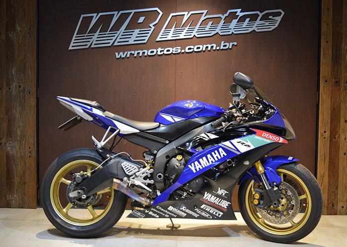 YZF R-6 600 – Azul – YAMAHA