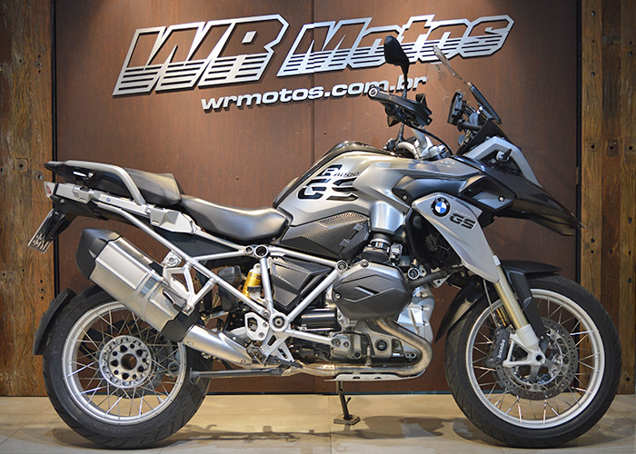 R 1200 GS – Preto – BMW