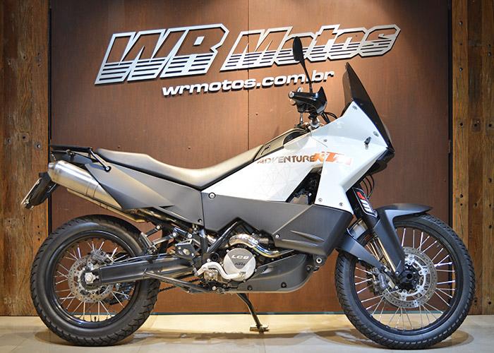 ADVENTURE 990cc – Branco – KTM