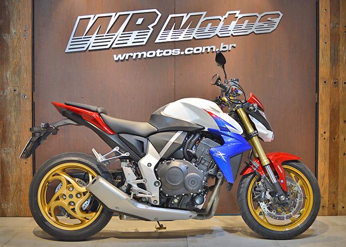 CB 1000R/ABS - Branco - HONDA