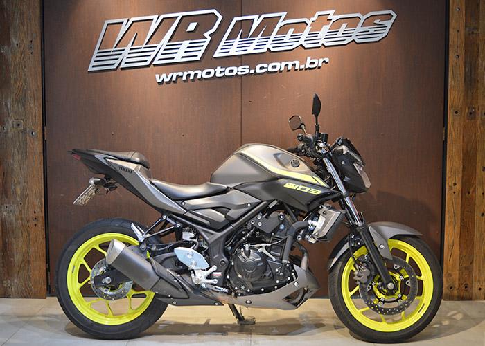 MT-03 321/ABS – Cinza – YAMAHA