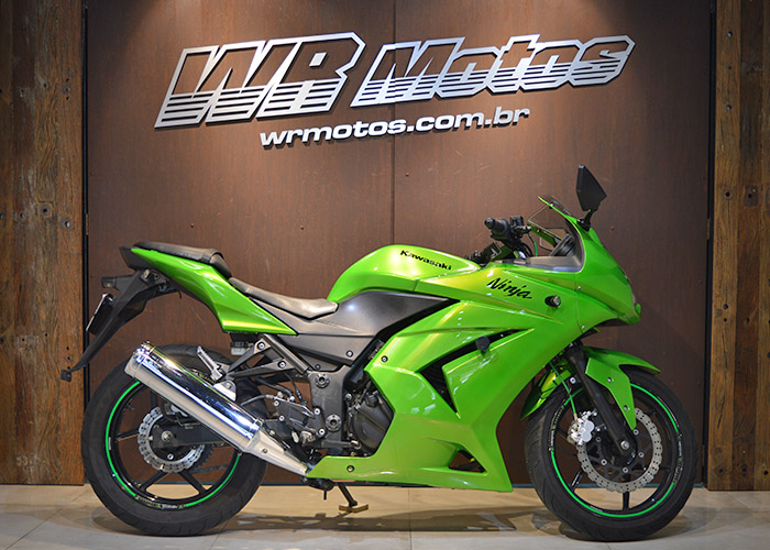 NINJA 250R – Verde – KAWASAKI