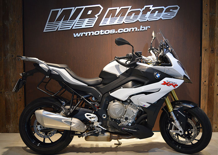 S 1000 XR – Branco – BMW